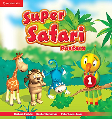 Super Safari 1 Posters (10)