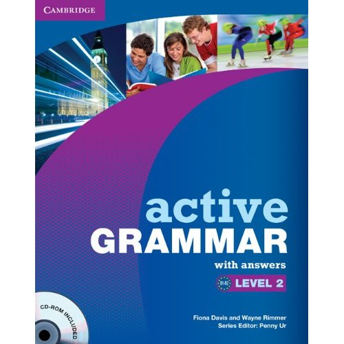 Active Grammar 2 Book with Answers and CD-ROM