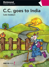 Primary Readers Level 4 CC Goes to India