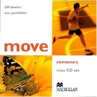 Move  Elementary: Class Audio CD