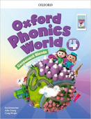 Oxford Phonics World 4 Student Book with Reader e-Book