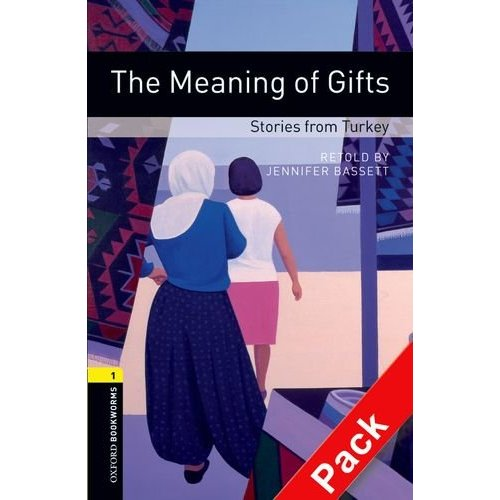 The Meaning of Gifts: Stories from Turkey Audio CD Pack
