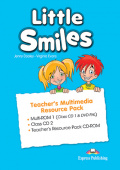 Little Smiles Teacher's Multimedia Resource Pack (PAL) (set of 3)