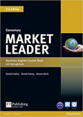 Market Leader 3rd Edition Elementary Coursebook and DVD-ROM Pack with MyEnglishLab