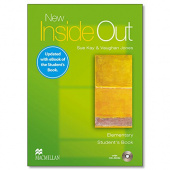 New Inside Out Elementary + eBook Student's Pack