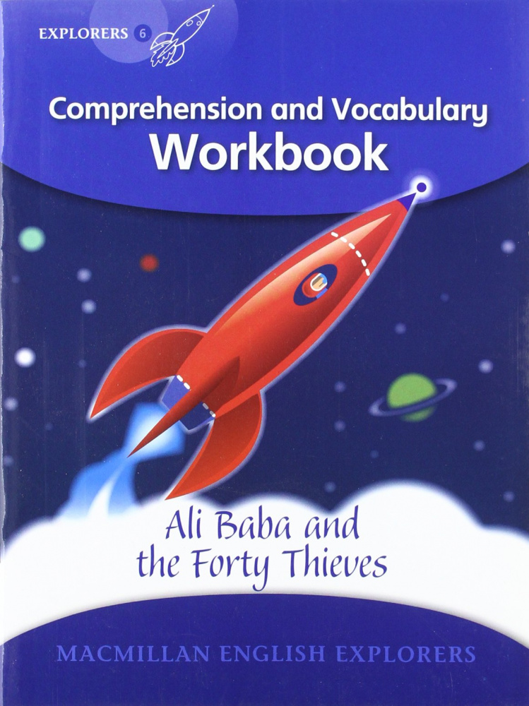 Explorers 6: Ali Baba and the Forty Thieves - Workbook