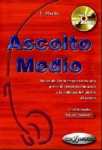 Ascolto Medio - Libro dello studente + CD Audio