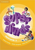 Super Minds Level 5 Flashcards (Pack of 93)