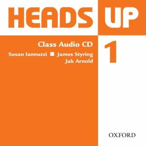 Heads Up 1 Class Audio CD