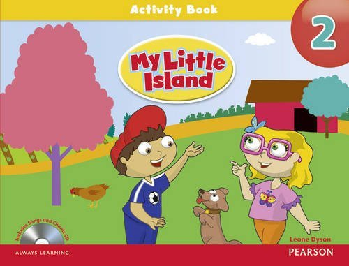 My Little Island Level 2 Activity Book and Songs and Chants CD
