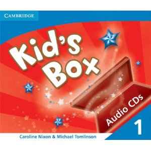 Kid's Box Level 1 Class Audio CD (3) (Лицензия)