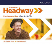 Headway Fifth Edition Pre-intermediate Class Audio CDs