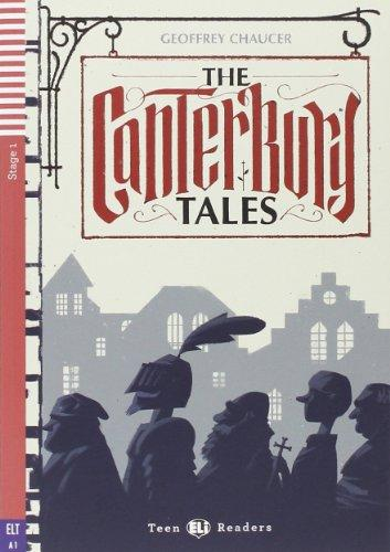 Teen Eli Readers Stage 1: The Canterbury Tales with CD (600 headwords)