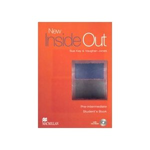 New Inside Out Pre-intermediate Workbook without key + Audio CD Pack