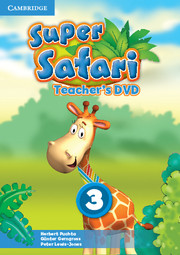 Super Safari 3 Teacher's DVD