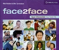 face2face Upper-Intermediate Class Audio CDs (3) (Лицензия)