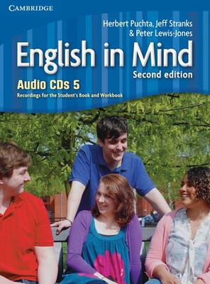 English in Mind (Second Edition) 5 Audio CDs (4) (Лицензия)