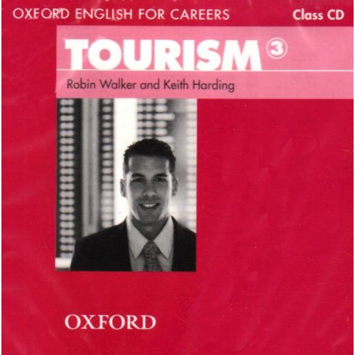 Oxford English for Careers: Tourism 3 Class Audio CD