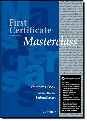 First Certificate Masterclass: Student's Book with Online Skills Practice Pack