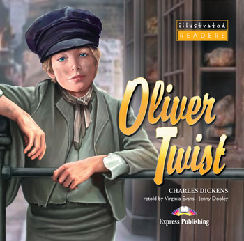 Illustrated Readers Level 1 Oliver Twist Audio CD
