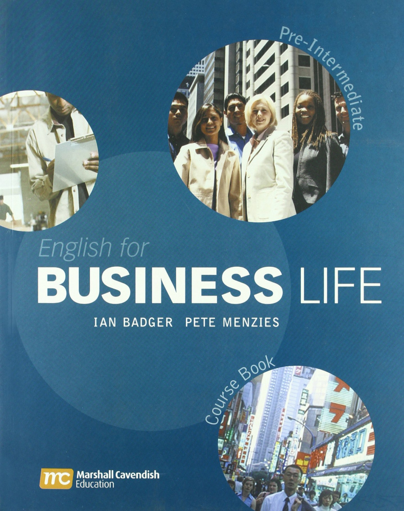 English for Business Life Pre-Intermediate Coursebook