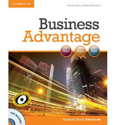 Business Advantage Advanced Student's Book with DVD