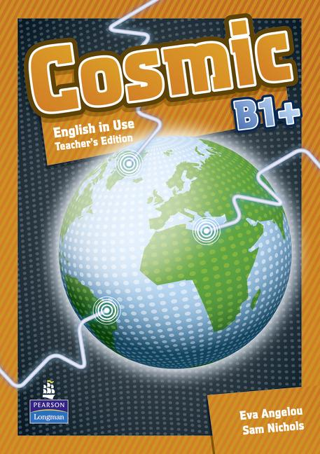 Cosmic B1+  English in Use Teacher's Guide
