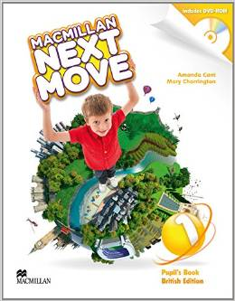 Next Move (Macmillan) Level 1 Student's Book Pack