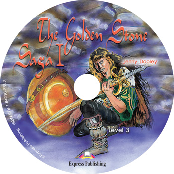 Graded Readers Level 3 The Golden Stone Saga I Audio CD
