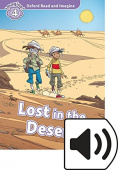 Oxford Read and Imagine Level 4 Lost In The Desert with MP3 download