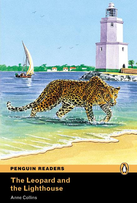 The Leopard and the Lighthouse (with Audio CD)