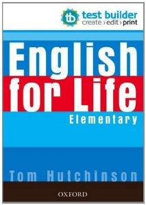 English for Life Elementary Test Builder DVD-ROM