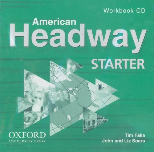American Headway Starter Workbook CD