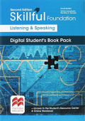 Skillful Second Edition Foundation Listening and Speaking Digital Student's Book Premium Pack