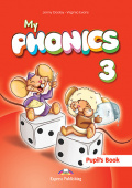 My Phonics 3 Pupil's Book (with crossplatform application)