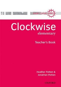 Clockwise Elementary Teacher's Book