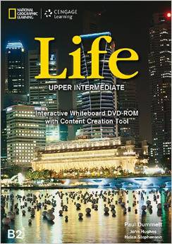 Life Upper Intermediate Interactive Whiteboard CD-ROM