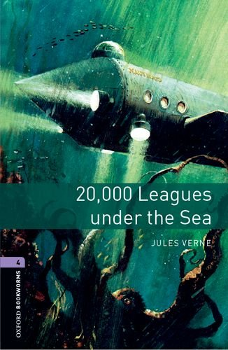 OBL 4: 20,000 Leagues Under the Sea Audio CD Pack