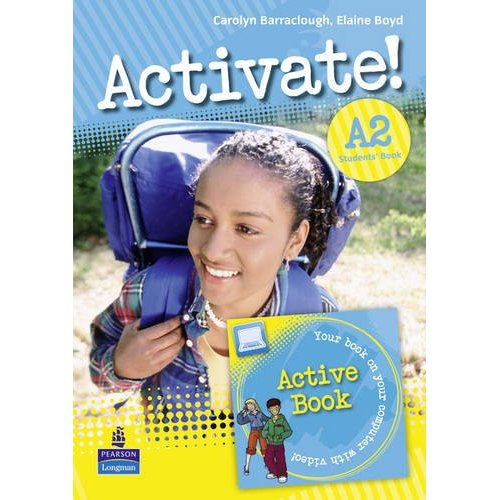 Activate! A2 Student's Book and Active Book Pack