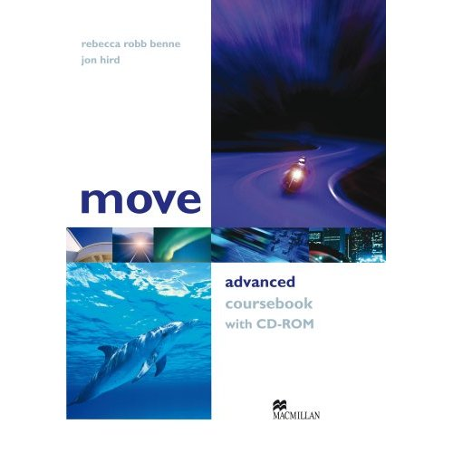 Move  Advanced: Coursebook with CD-ROM