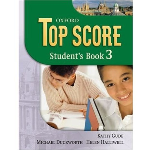 Top Score 3 Student's Book