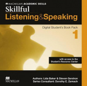 Skillful Level 1 Listening and Speaking Digital Student's Book Pack