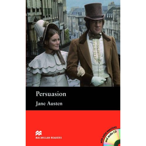 Persuasion (with Audio CD)
