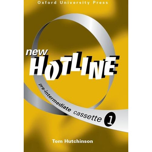 New Hotline Pre-Intermediate Cassettes (2)
