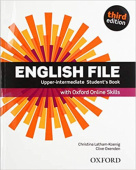 English File Third Edition Upper-Intermediate Student's Book with Student's Site and Online Skills Pack