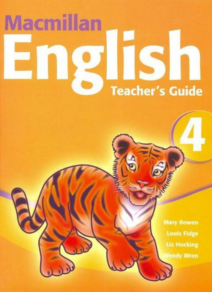 Macmillan English 4 Teacher's Guide