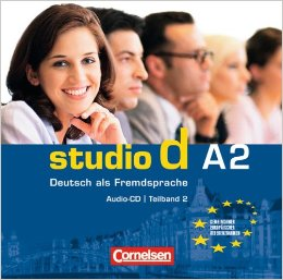 studio d A2.2 Audio-CD