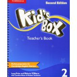Kid's Box Second Edition 2 Teacher's Book