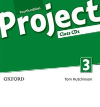 Project Fourth Edition 3 Class Audio CDs (3)