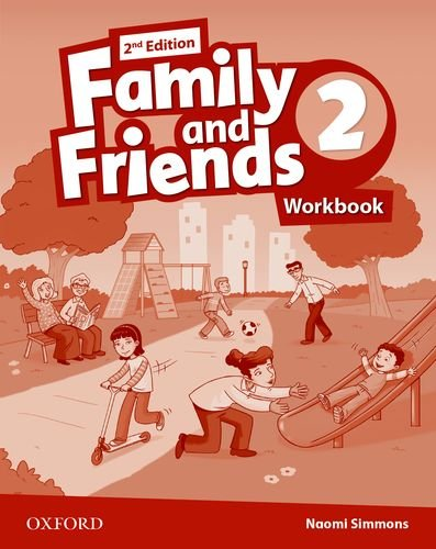 Family and Friends Second Edition 2 Workbook